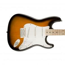 Fender Squier Affinity Stratocaster Maple Fretboard, 2-Color Sunburst
