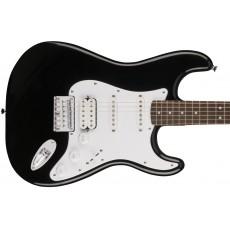 Squier Bullet Stratocaster HSS Hard Tail - Black