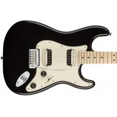 Squier Contemporary Stratocaster HH w/ Maple Fingerboard - Black Metallic