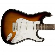 Squier Affinity Stratocaster- LaurelFingerboard, Brown Sunburst