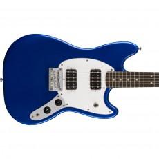 Fender Squier Bullet Mustang HH, Laurel Fingerboard - Imperial Blue