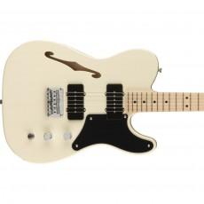 Fender Squier Paranormal Cabronita ThinlineTele - Olympic White