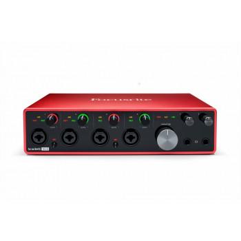 Focusrite Scarlett 18i8 3rd-Generation Audio Interface