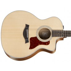 Taylor 214ce Grand Auditorium Semi Acoustic Guitar