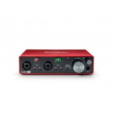 Focusrite Scarlett 2i2 3rd-Generation Audio Interface