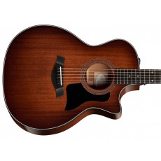 Taylor 324ce Grand Auditorium Semi Acoustic Guitar