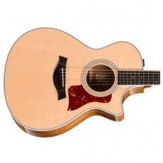 Taylor 412ce V-Class Grand Concert Semi-Acoustic Guitar