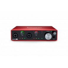 Focusrite Scarlett 4i4 3rd-Generation Audio Interface