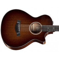 Taylor 562ce 12-String Grand Concert Semi Acoustic Guitar