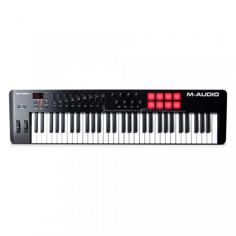 M-Audio Oxygen 61 MK V Midi Keyboard