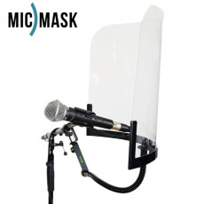 Mic Mask +1 Microphone Screen