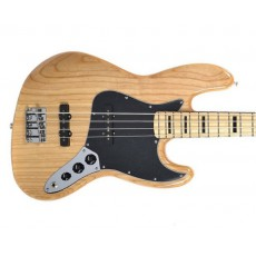 Fender Limited Edition 70s Jazz Bass - Maple Neck / Natural Finish