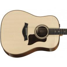 Taylor 710e Dreadnought Semi Acoustic Guitar