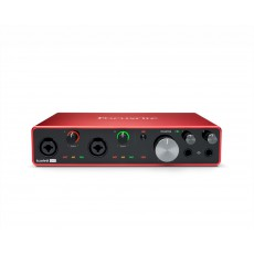 Focusrite Scarlett 8i6 3rd-Generation Audio Interface