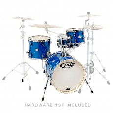 DW PDP New Yorker 4 Piece Shell Pack - Sapphire