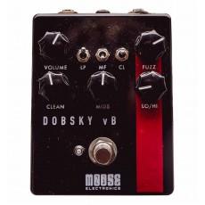 Moose Electronics Dobsky VB Fuzz Pedal