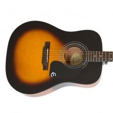 Epiphone PRO-1 Acoustic Guitar, Vintage Sunburst