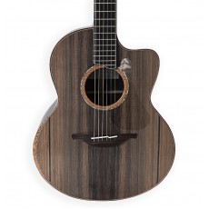 Lowden F-50c African Blackwood / Sinker Redwood Acoustic Guitar