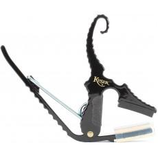 Kyser KG3B Short-Cut Capo - Black