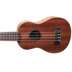 Laka LVUS10 Left-Handed Soprano Ukulele