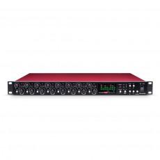 Focusrite Scarlett OctoPre Dynamic 8-channel Microphone Preamp & Compressor