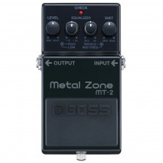 Boss Limited Edition MT-2-3A Metal Zone 30th Anniversary Pedal