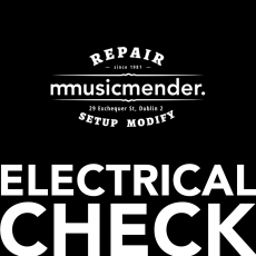 Electrical Check - Musicmender Services