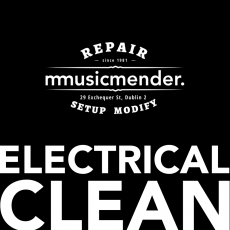 Electrical Clean - Musicmender Services