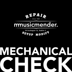 Mechanical Check - Musicmender Services