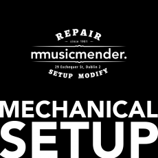 Mechanical Setup - Musicmender GIFT CARD