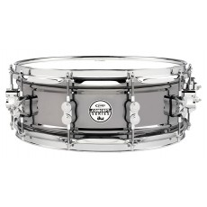 DW PDP 14x5.5 Inch Snare Drum - Black Nickel Over Steel