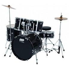PP 5 PC. Fusion Drum Kit Black PP220BLK
