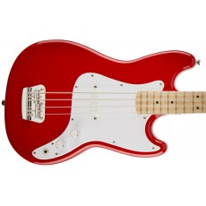 Fender Squier Bronco Bass (Short Scale) - Torino Red