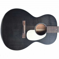 Martin 00L-17 Acoustic - Black Smoke (Includes Case)