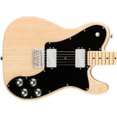 Fender American Pro Telecaster Deluxe Shawbucker, Maple Fingerboard - Natural