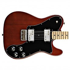 Fender Classic Series '72 Telecaster Deluxe, Maple Fretboard, Walnut