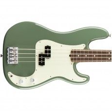 Fender American Professional Precision Bass, Rosewood Fingerboard - Antique Olive