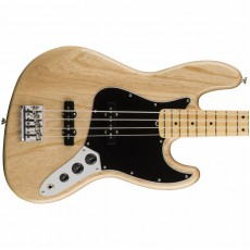 Fender American Pro Jazz Bass, Ash, Maple Fingerboard - Natural