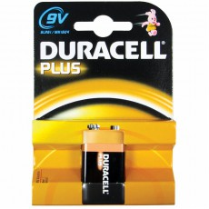 Duracell Plus PP3 9V Battery