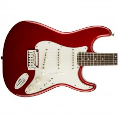 Squier Standard Stratocaster, Rosewood Fingerboard - Candy Apple Red