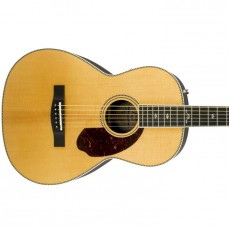 Fender Paramount PM-2 Deluxe Parlor Semi Acoustic - Natural