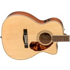 Fender Paramount PM-3 Limited Adirondack Triple 0 Mahogany - Natural (Includes Hardcase)