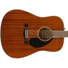 Fender CD-60S Acoustic - All Mahogany