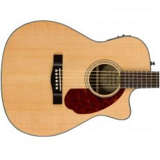 Fender CC-140SCE Semi Acoustic - Natural with Case