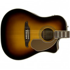 Fender Kingman ASCE Semi Acoustic - 3 Colour Sunburst (Includes Case)