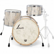 Sonor Vintage 3pc Shell Set - Vintage Pearl