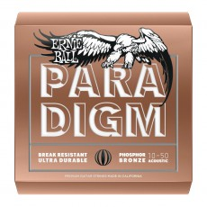 Ernie Ball 2080 Paradigm Bronze Extra-Light Acoustic Strings (.010-.050)