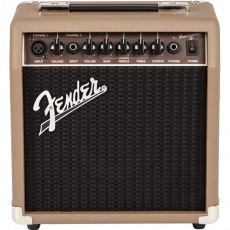 Fender Acoustasonic 15 Acoustic Combo Amplifier