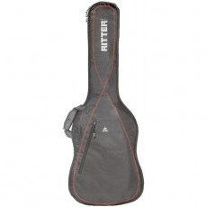 Ritter RGP2B Bass Gigbag - Black/Red