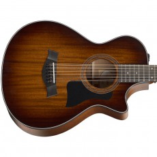 Taylor 362ce 12-fret 12-String Grand Concert Semi Acoustic Guitar